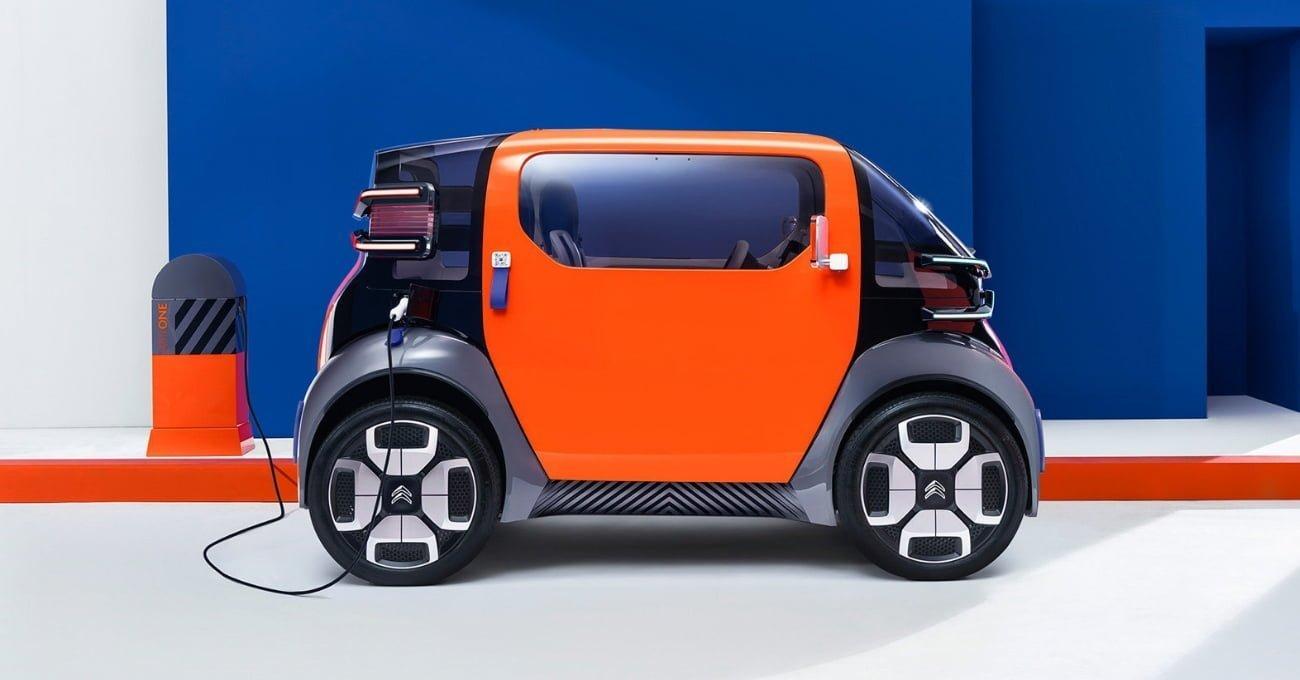 Citroen'den Bisiklete ve Scooter'a Alternatif Elektrikli Ulaşım Aracı