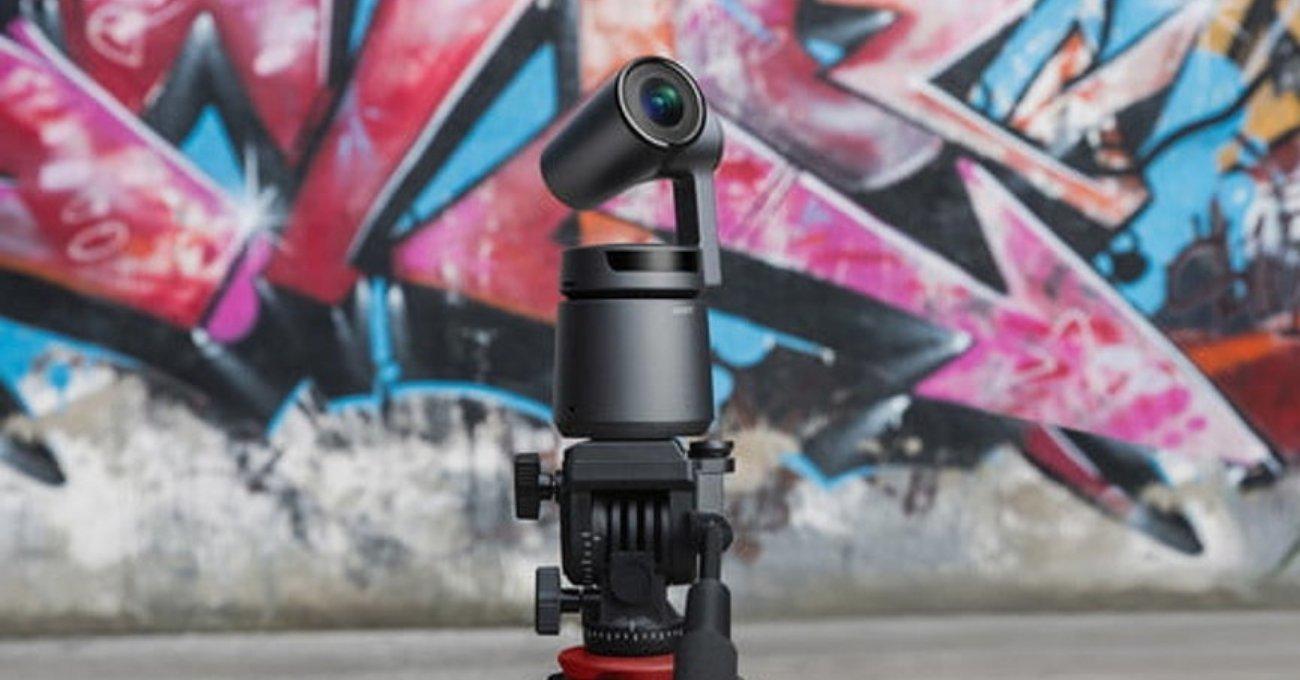 Hareketi Takip Edebilen Yapay Zekalı Kamera: OBSBOT Tail