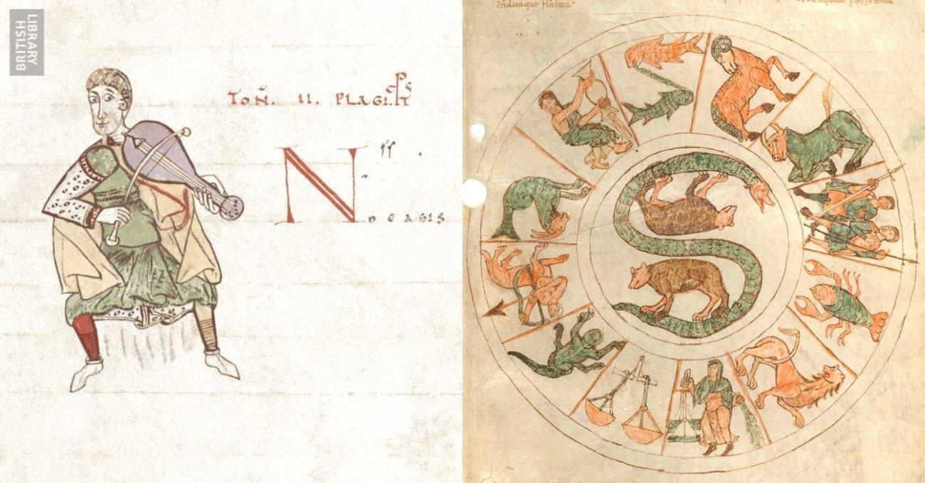 Orta Çağ El Yazması