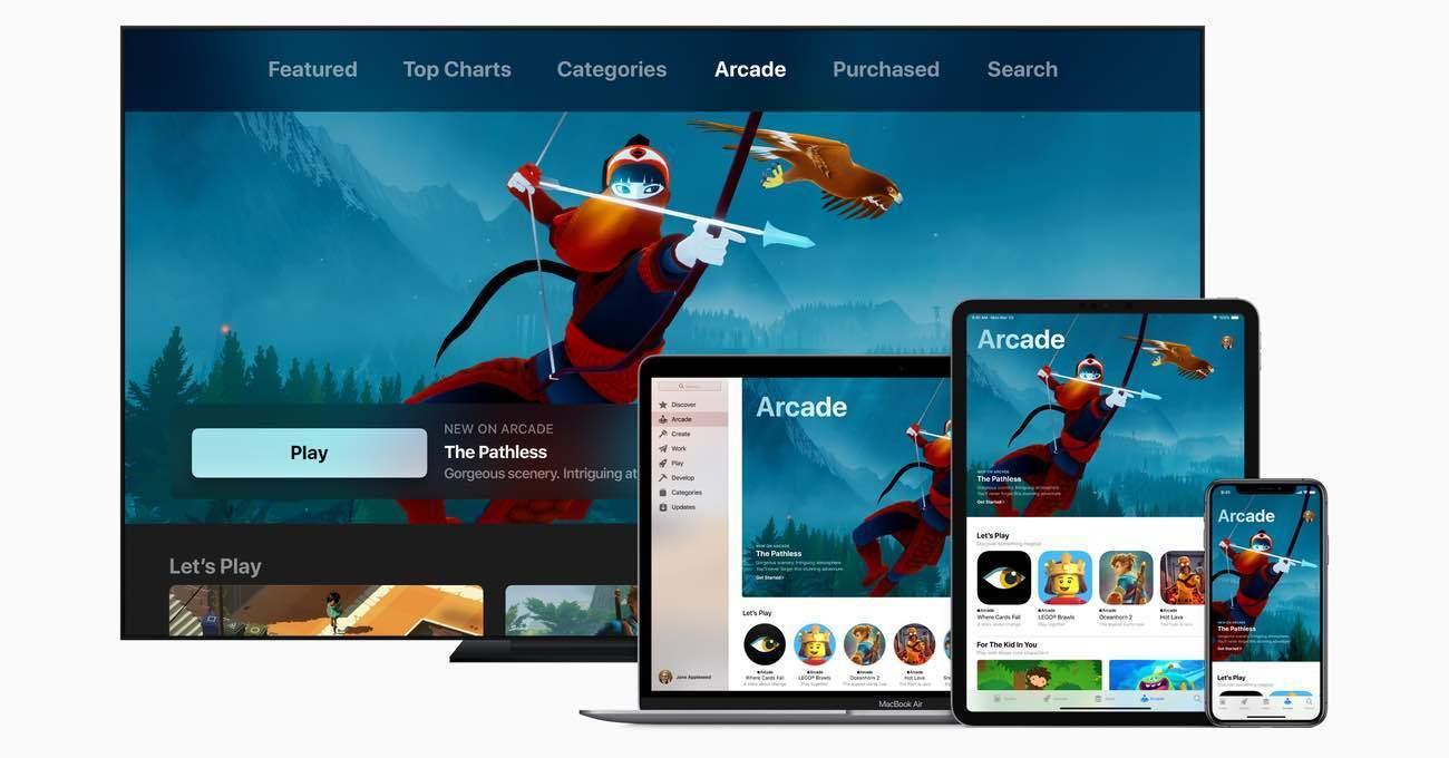 100'den Fazla Özgün Yapımla Oyun Aboneliği Servisi Apple Arcade