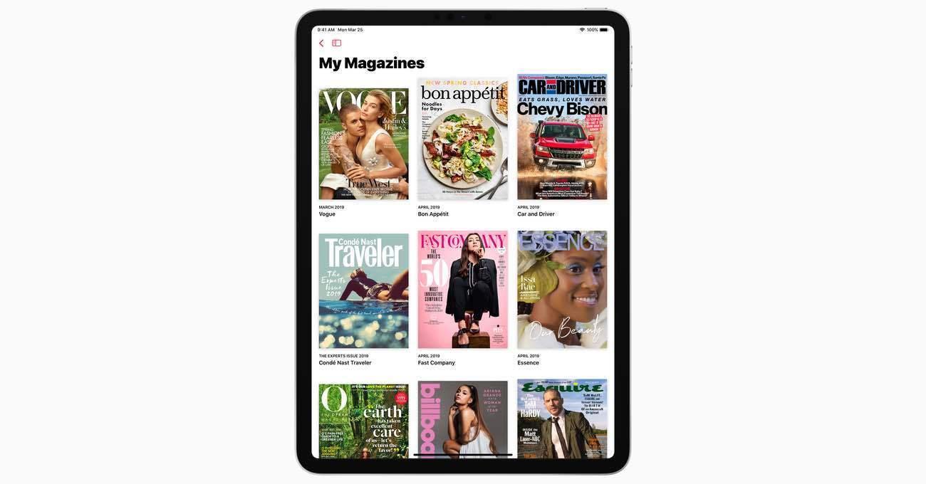 300'den Fazla Dergi Tek Bir Abonelikte: Apple News+
