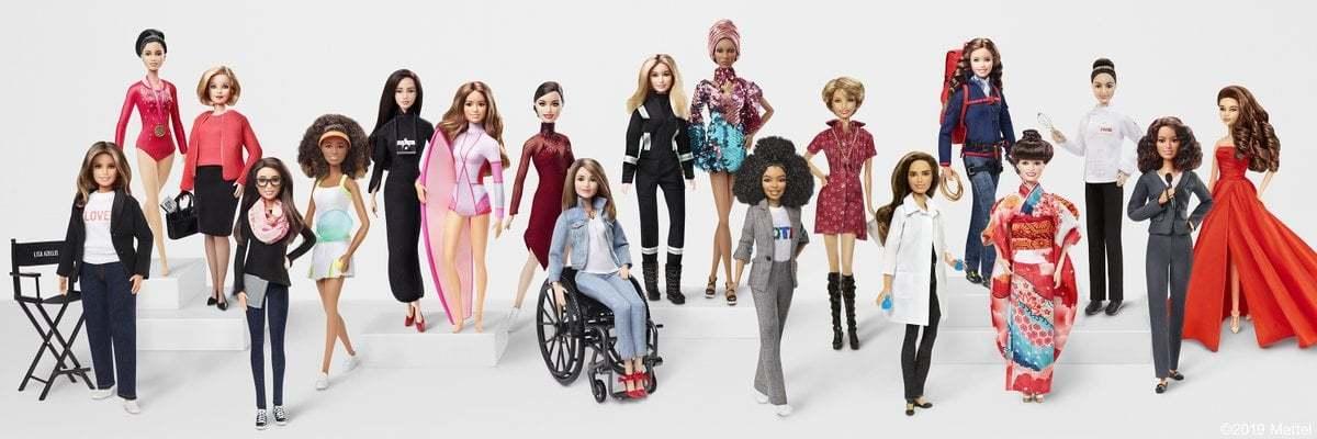 Barbie Aralarında Gülse Birsel'in de Bulunduğu, Dünya Kadınlar Günü'ne Özel Bebekler Üretti