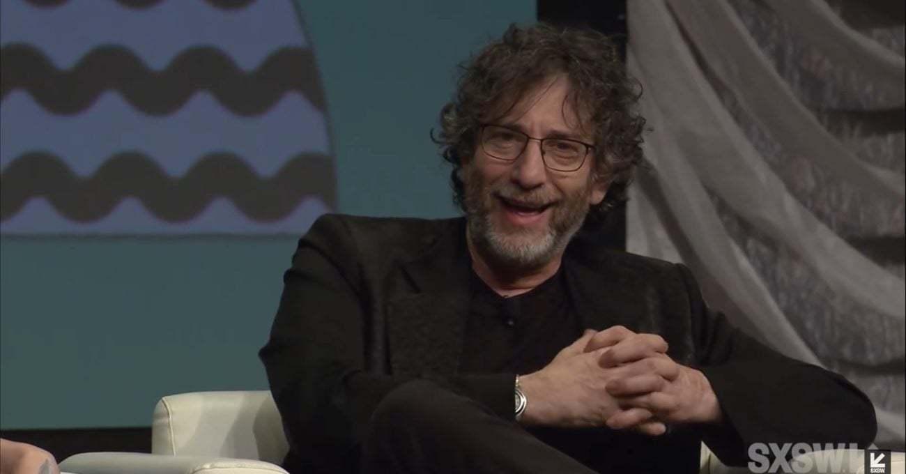 Neil Gaiman, Good Omens ve Yıldız Kadrosu Hakkında Konuştu [SXSW 2019]