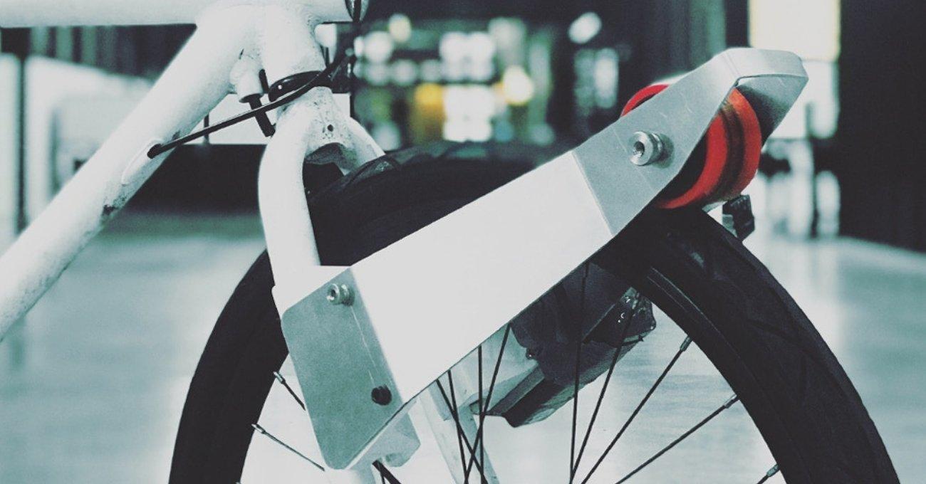Her Bisikleti Elektrikli Bisiklete Dönüştüren Taşınabilir Motor: CLIP