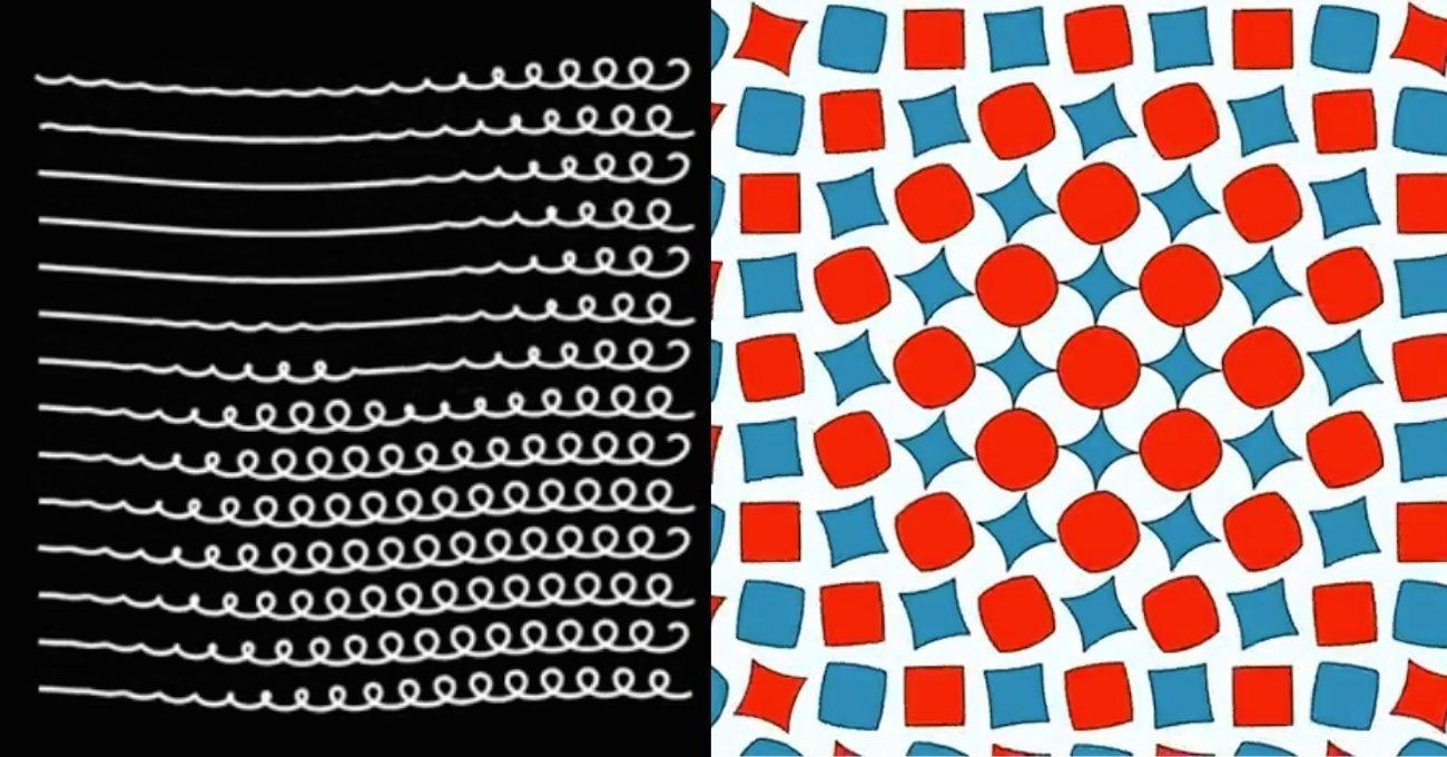 Matematiğin Sanata Dönüştüğü GIF'ler