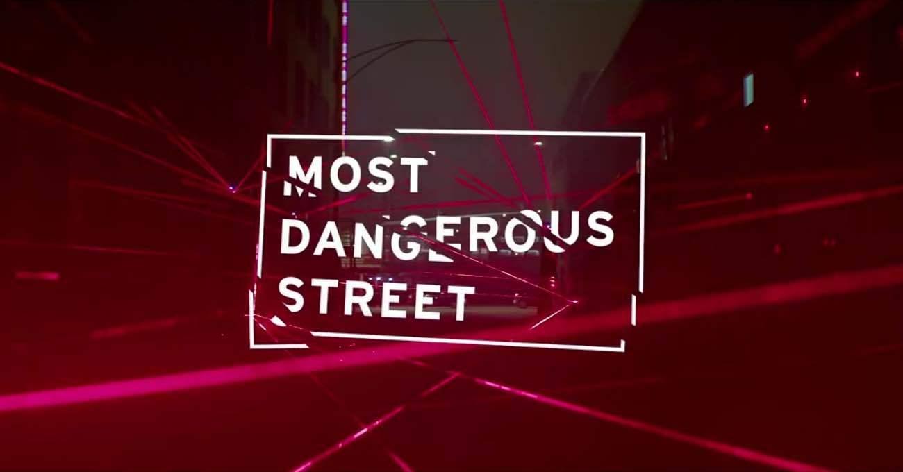 Silahlı Şiddet Mağdurları En Tehlikeli Sokakta Anıldı