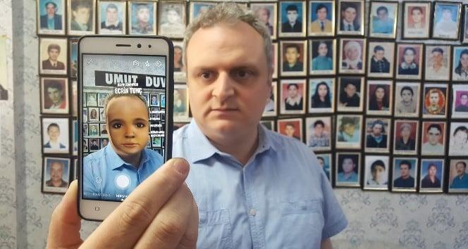 Kayıp Çocukların Yüzü Facebook Filtresi Oldu