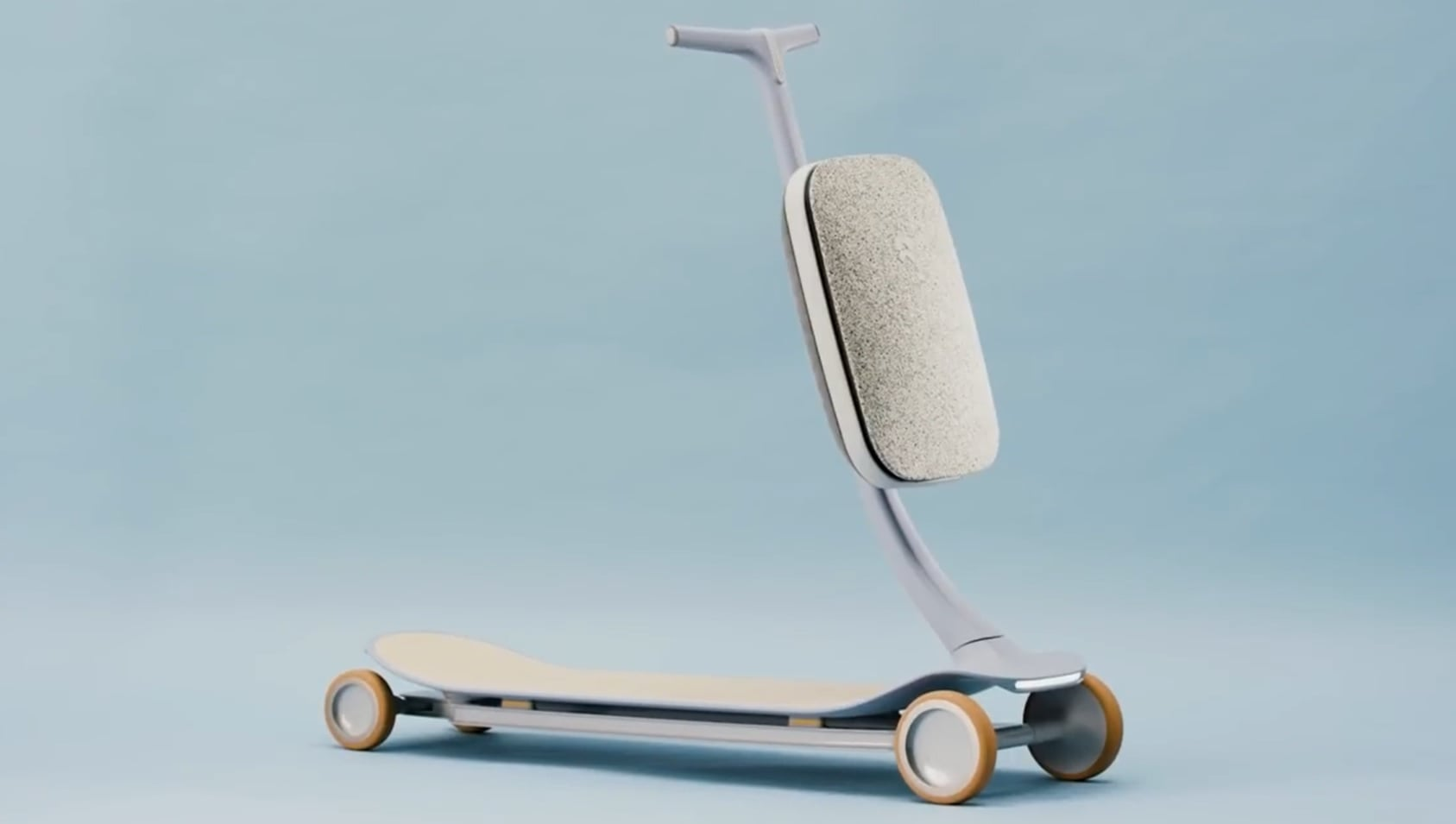 Elektrikli Otonom Scooter: Pal
