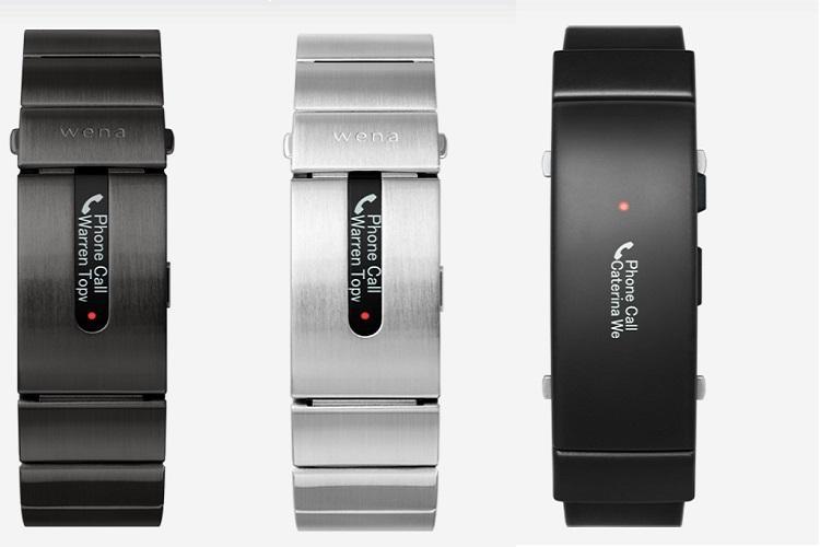Sony Wena Wrist ile Her Saat Akıllı Olabilecek
