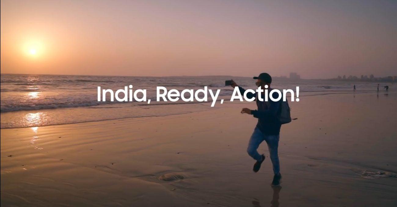 Samsung Hindistan'ı Z Nesli İle Tanıtıyor