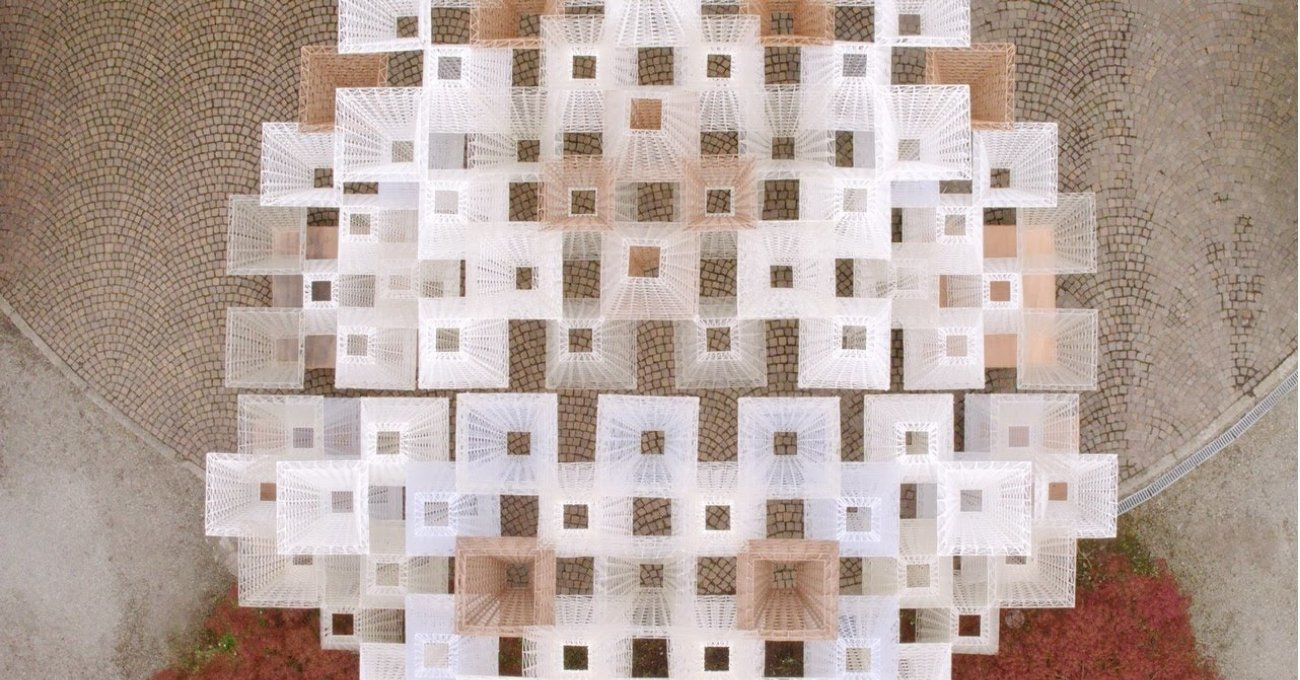 3B Baskı 700 Biyoplastik Blokla Mimari Yerleştirme