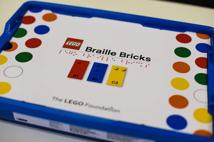 Braille Bricks