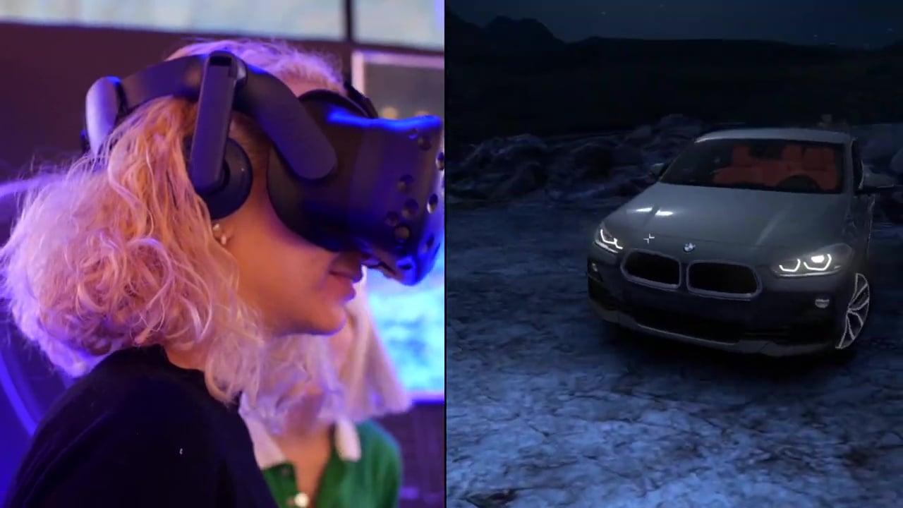 BMW'nin Yeni Modellerini Sanal Gerçeklik ile Keşfedin