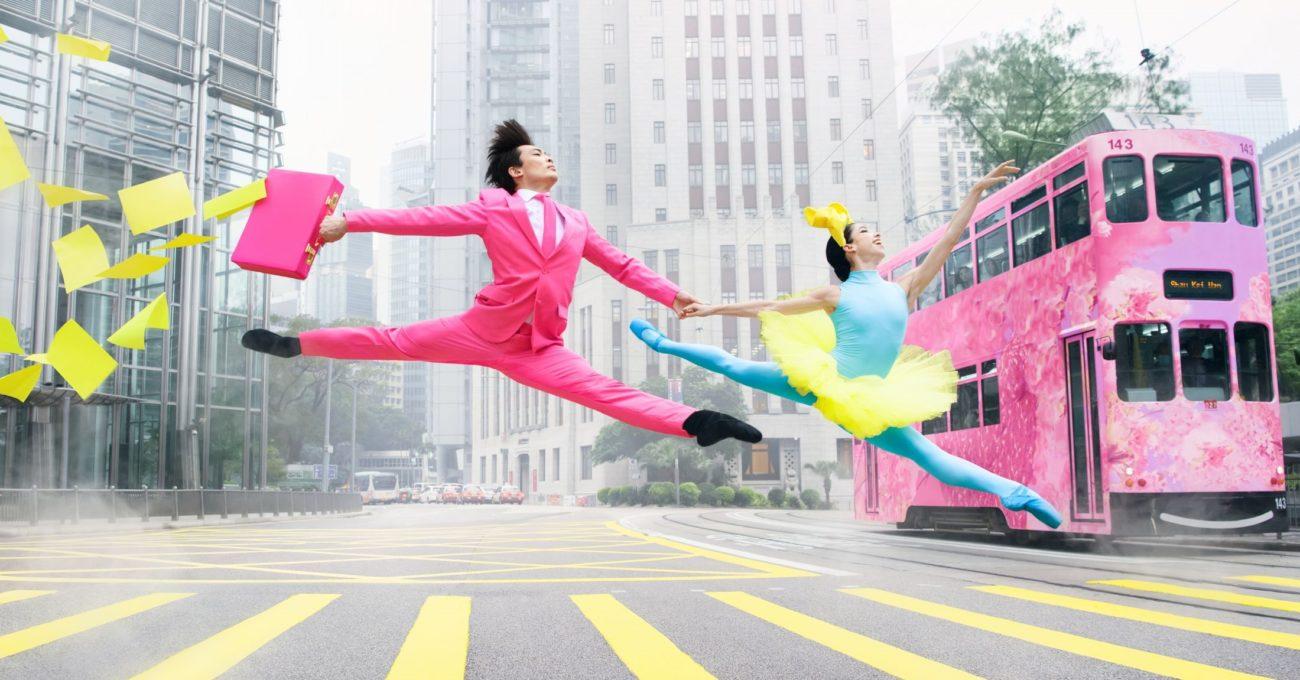 Hong Kong Ballet Baleye Çoşku ve Hareket Getiriyor