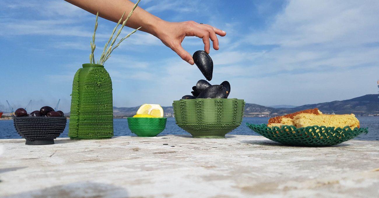 Denizdeki Plastik Atıklar Kullanışlı Ürünlere Dönüşüyor