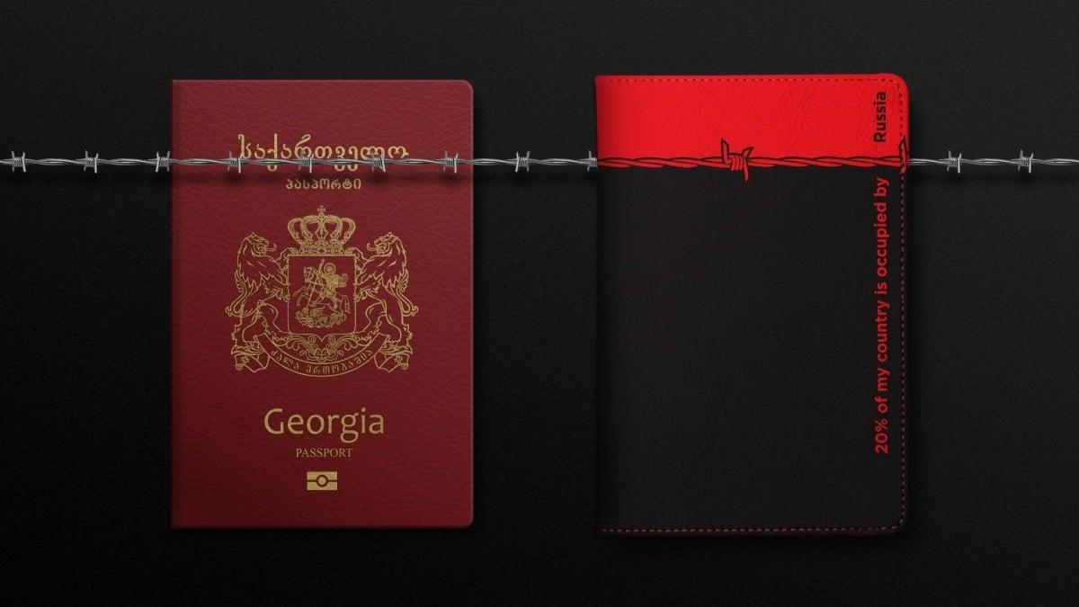 İşgal Edilmiş Bir Pasaport