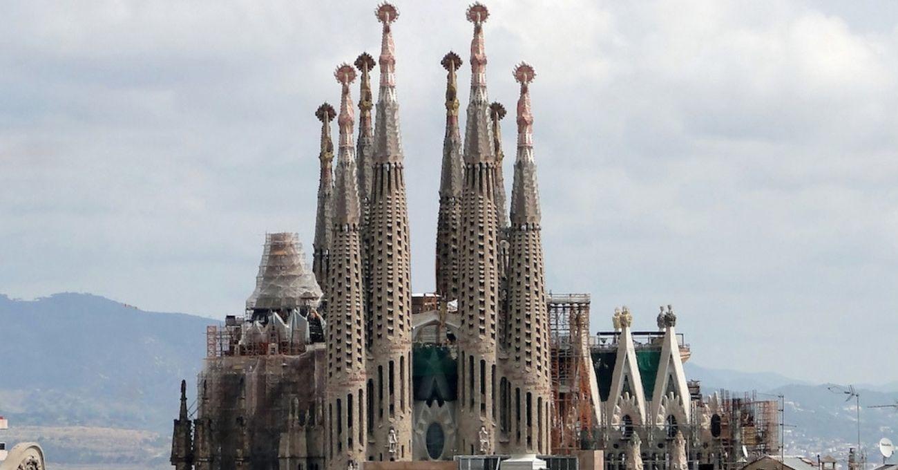 Sagrada Família 137 Yıl Sonra İnşaat İznini Aldı