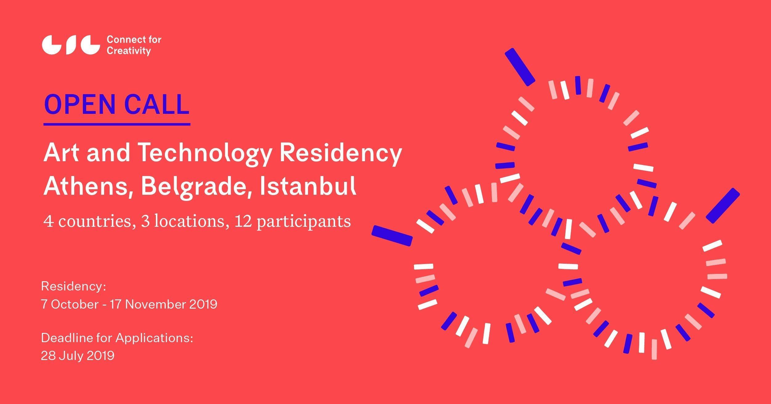 ATÖLYE'den Açık Çağrı: Sanat ve Teknoloji Rezidans Programı