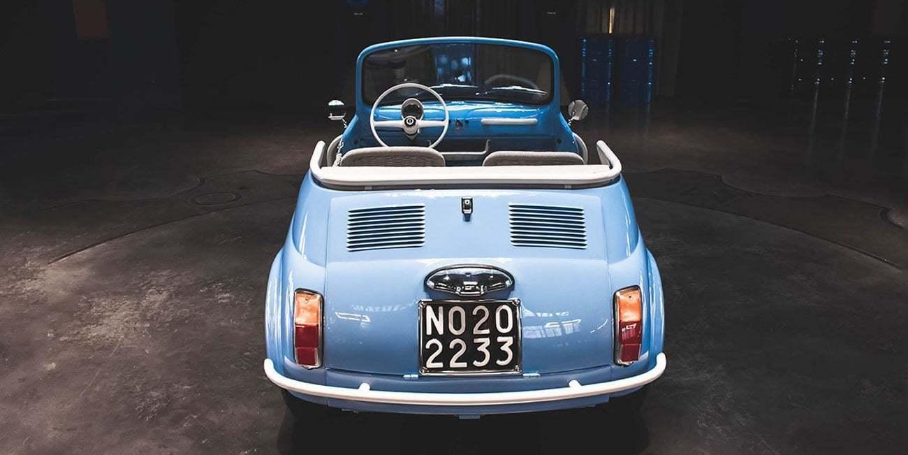 İkonik Fiat 500 Elektrikli Otomobile Dönüştü