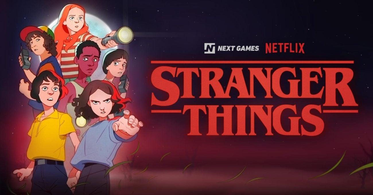 Netflix, Stranger Things ile Oyun Sektörüne Giriş Yapıyor