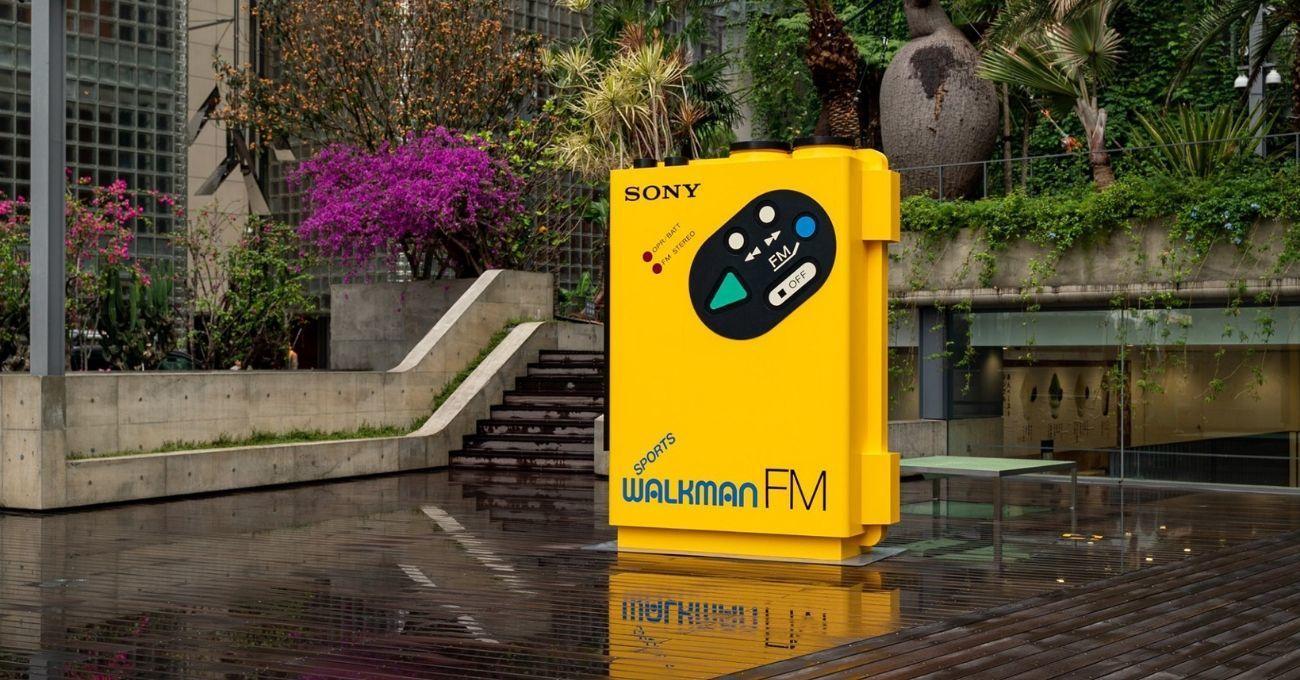 Sony'den Walkman'in 40. Yılı İçin Retrospektif Sergi