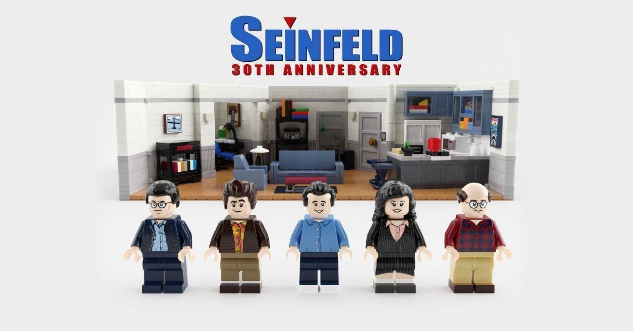 Seinfeld'in 30. Yıl Dönümü Şerefine LEGO Seti