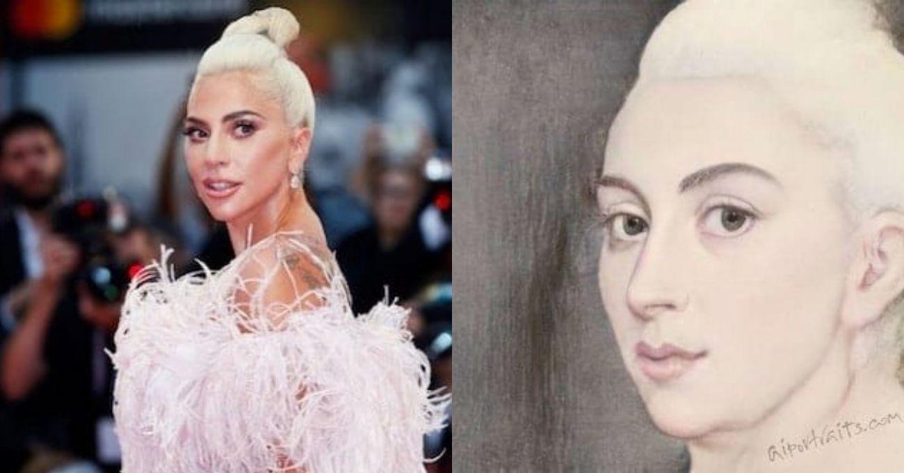 AI Portraits Portre Fotoğraflarını Klasik Bir Tabloya Dönüştürüyor
