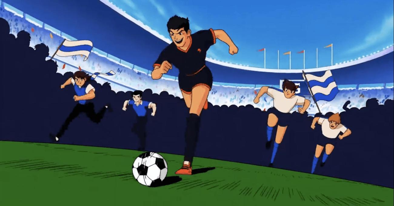 Kaptan Tsubasa'yı Anımsatan Gatorade Reklam Filmi