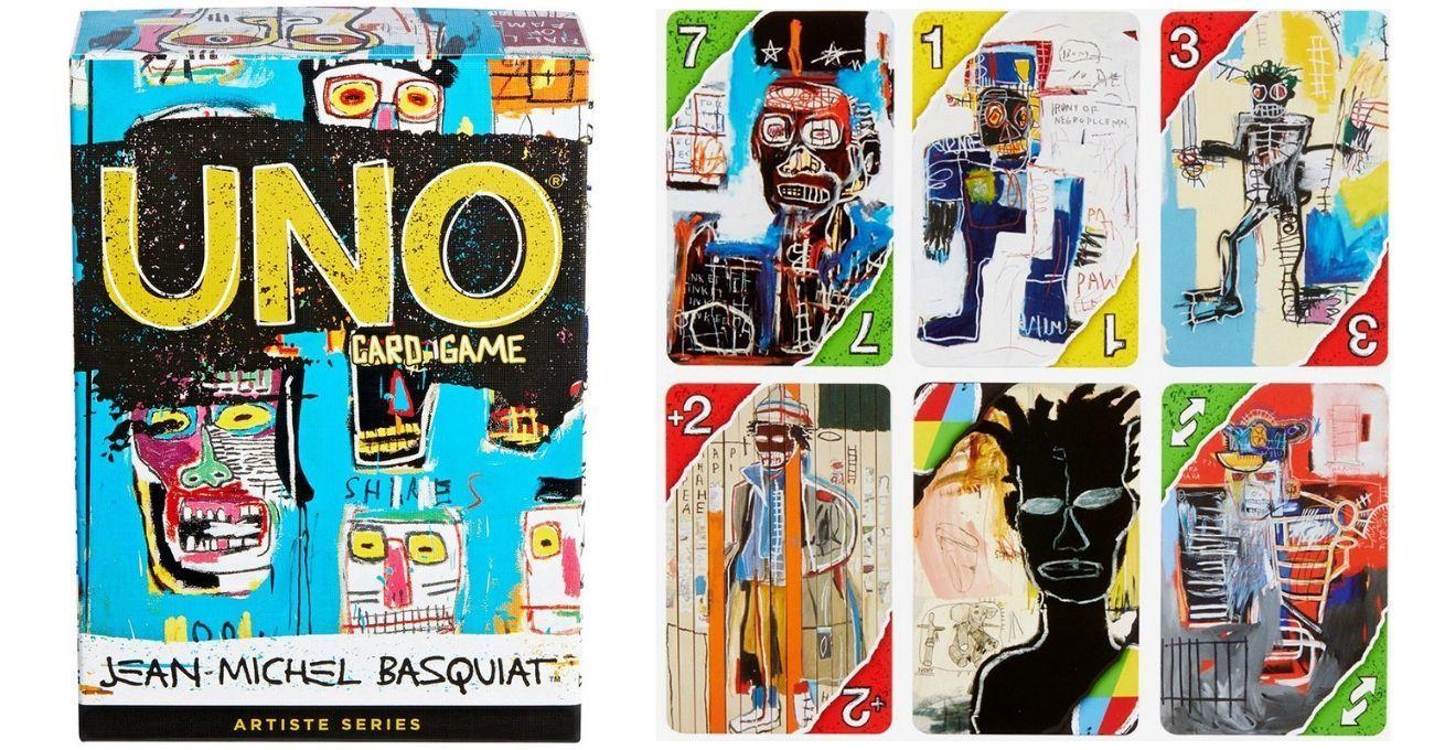 Jean-Michel Basquiat UNO