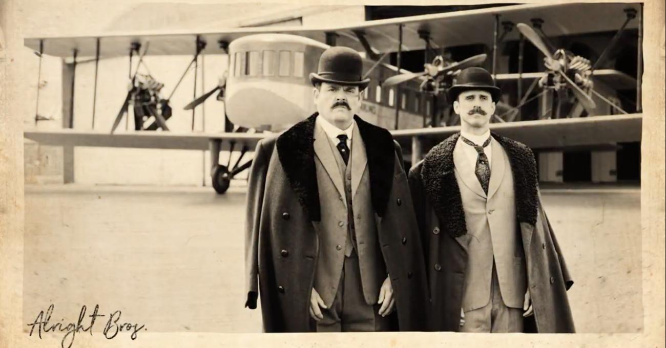 Minimum Hizmet Anlayışına Sahip Hava Yolu Şirketlerinin Atası: Alright Brothers