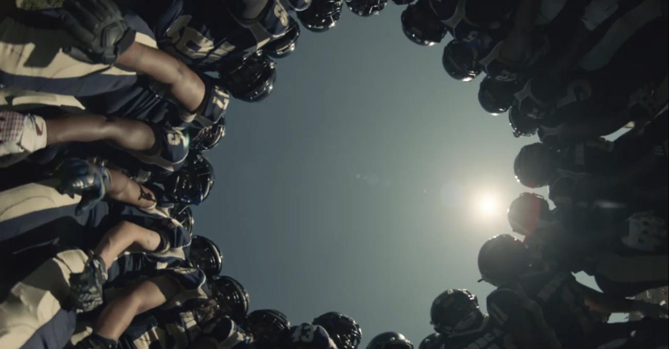 NFL'in 100. Sezonuna Özel Yıldızlarla Dolu Film