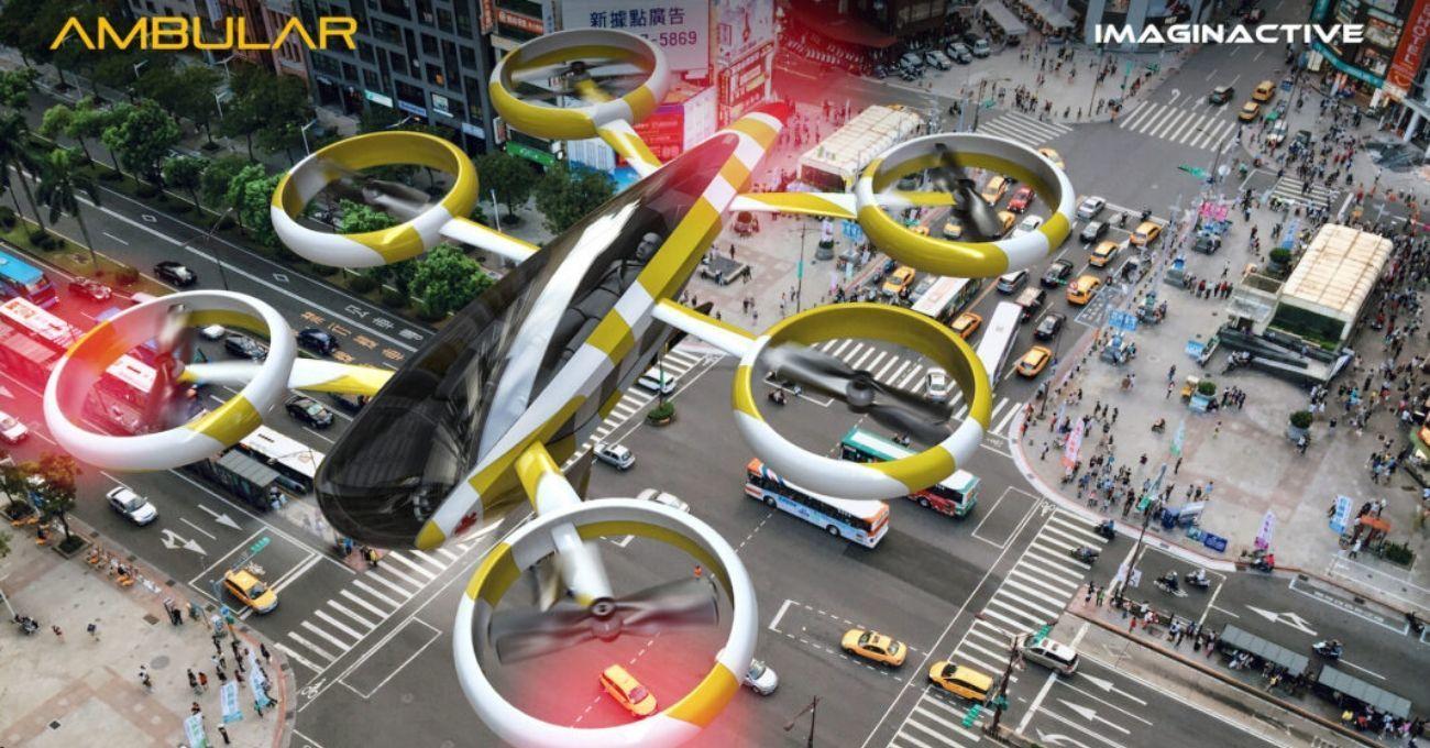 Ambulans Drone: Ambular