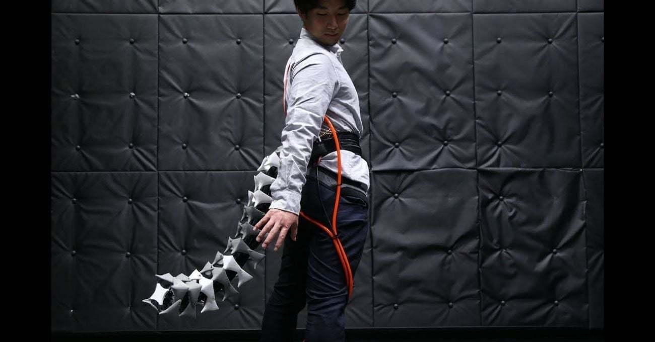 İnsanlar İçin Robotik Kuyruk