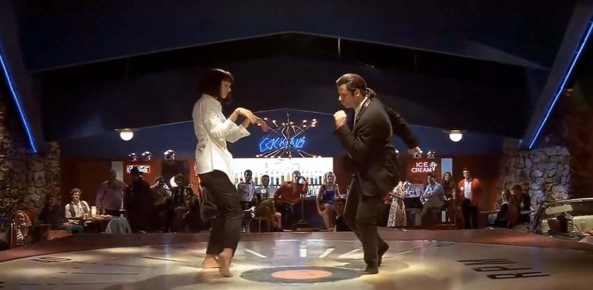 Filmlerin Dans Sahneleri Popüler Müziklerle Buluşuyor