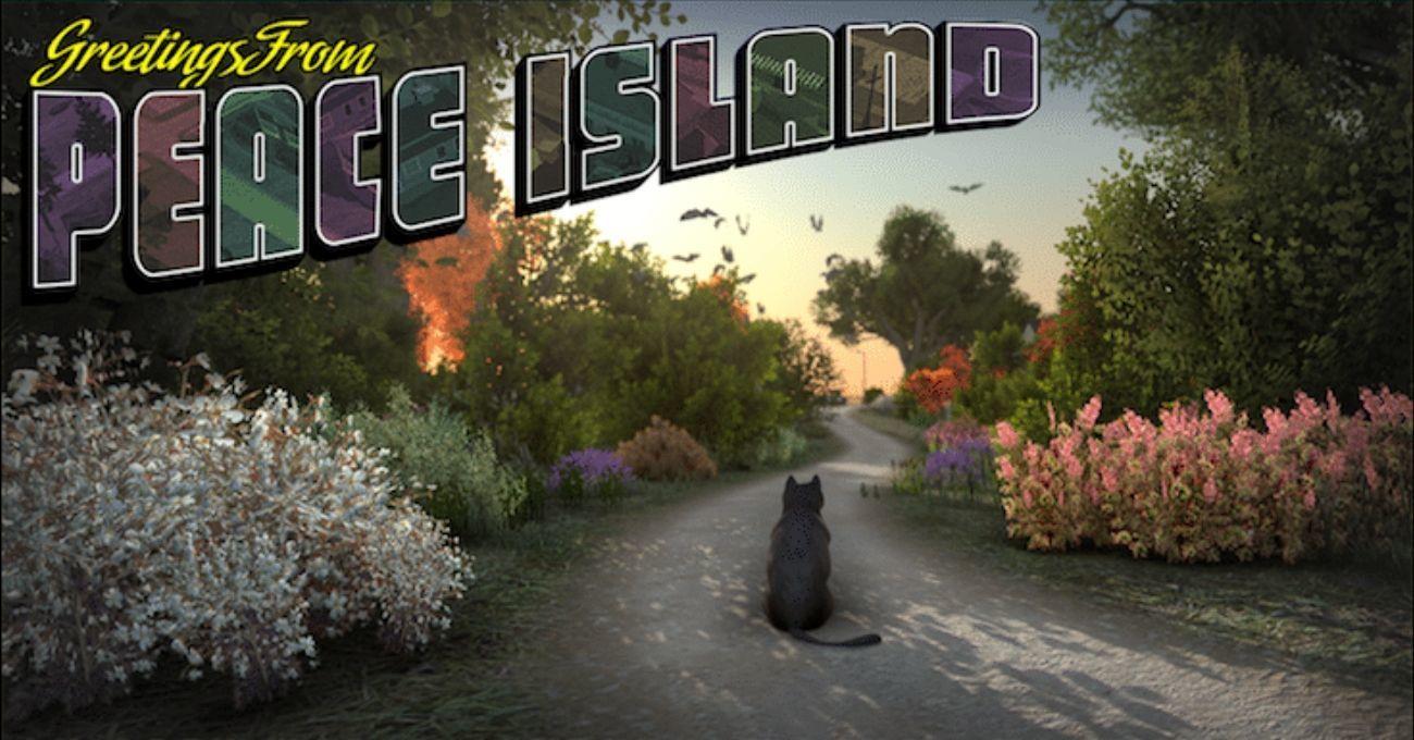 Oyuncuların Dünyayı Bir Kedi Olarak Keşfettiği Macera Oyunu: Peace Island