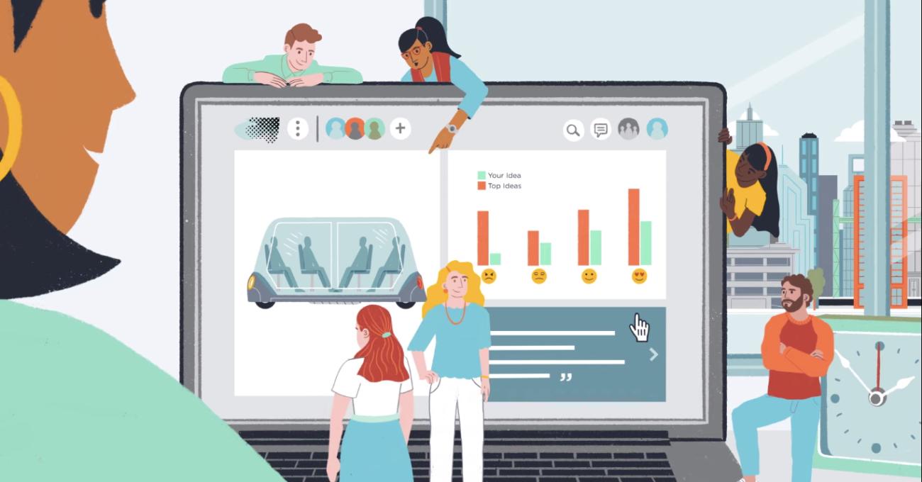 IDEO'dan Yeni Fikirlerin Filizlenmesi İçin İşbirlikçi Platform: Shape