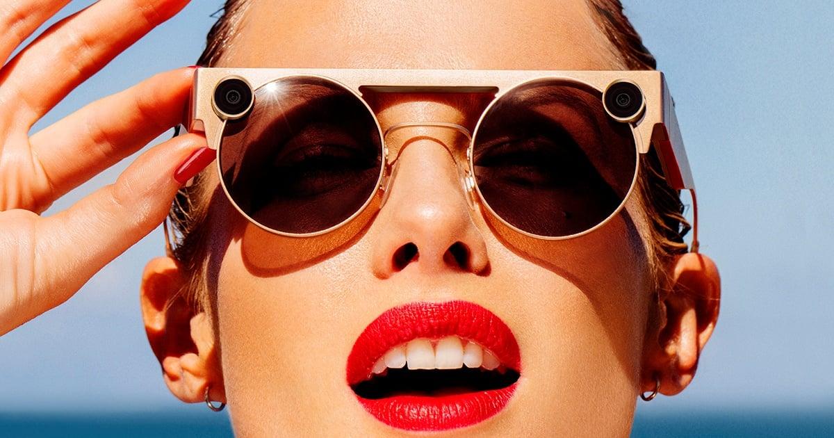 Snapchat, Kameralı Gözlüğünün Yeni Modeli Spectacles 3'ü Duyurdu