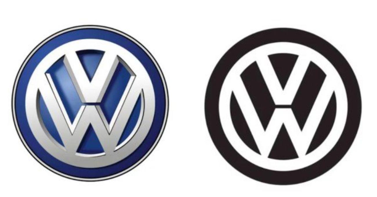 Volkswagen Logosunu Yenileyeceğini Duyurdu