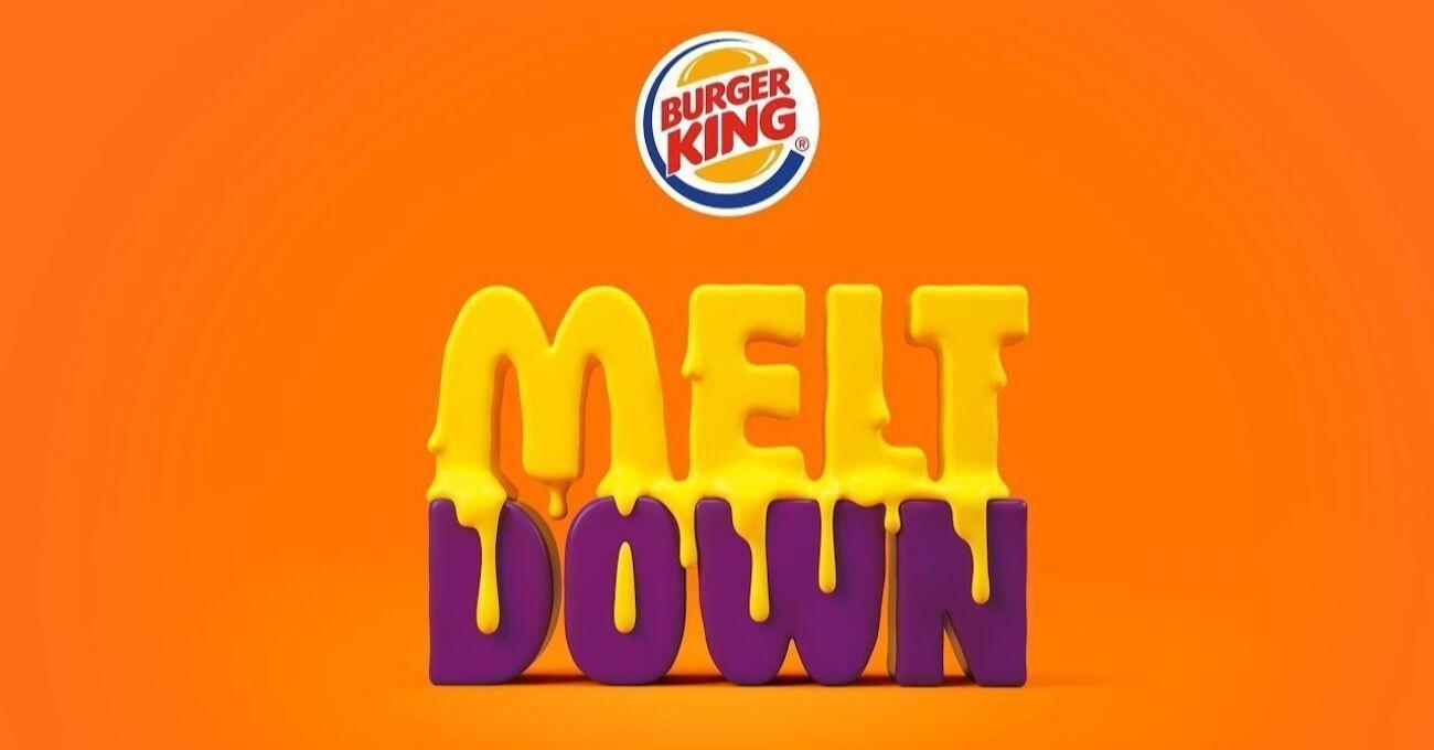 Burger King'den Çocuk Menüsündeki Oyuncakları Eritme Kararı