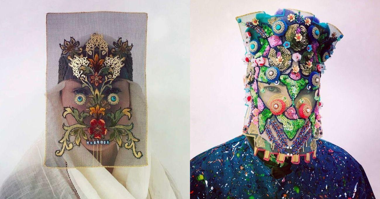 Damselfrau'dan Yeni Maskeler