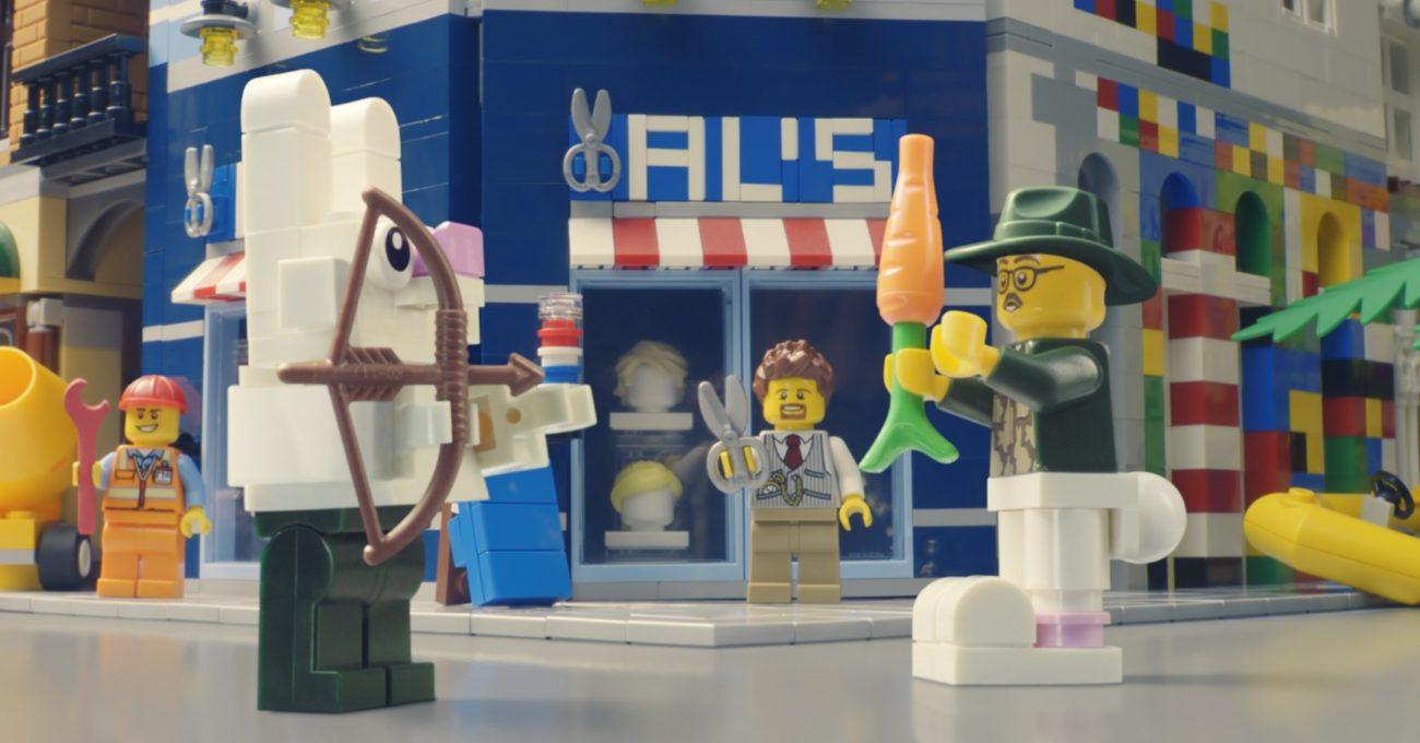LEGO Daha İyi Bir Dünya için Yaratıcılığı Teşvik Ediyor