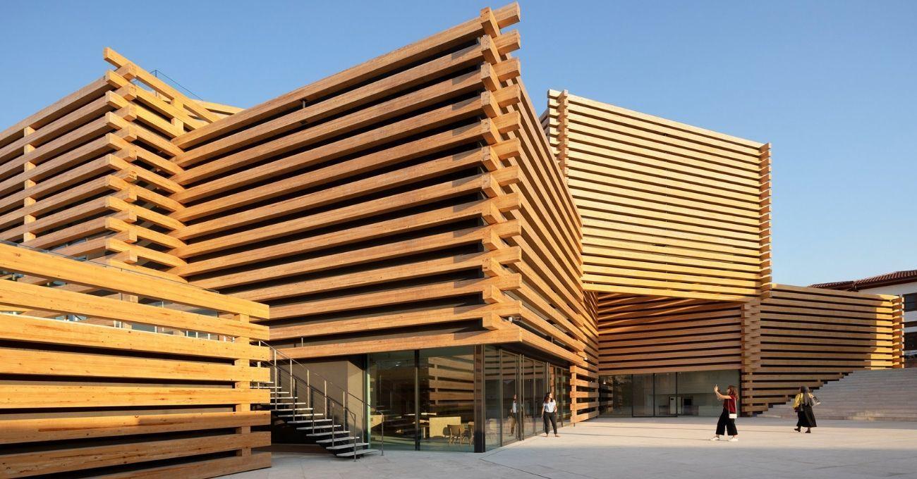Kengo Kuma İmzalı Odunpazarı Modern Müze Açıldı
