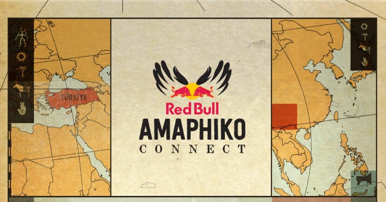 Red Bull Amaphiko Connect Sosyal Girişimcileri Göbeklitepe'de Buluşturuyor