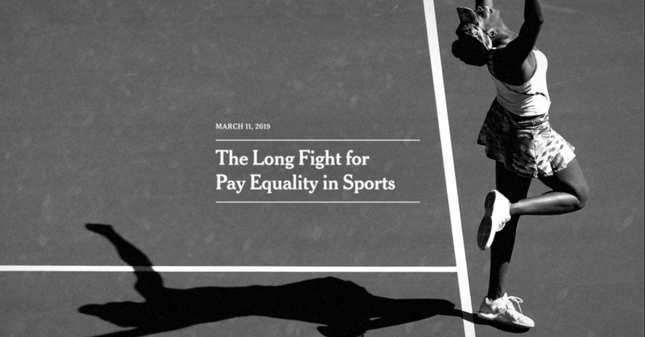 Gazeteci Gözüyle Sporda Cinsiyet ve Ücret Eşitliği Mücadelesi