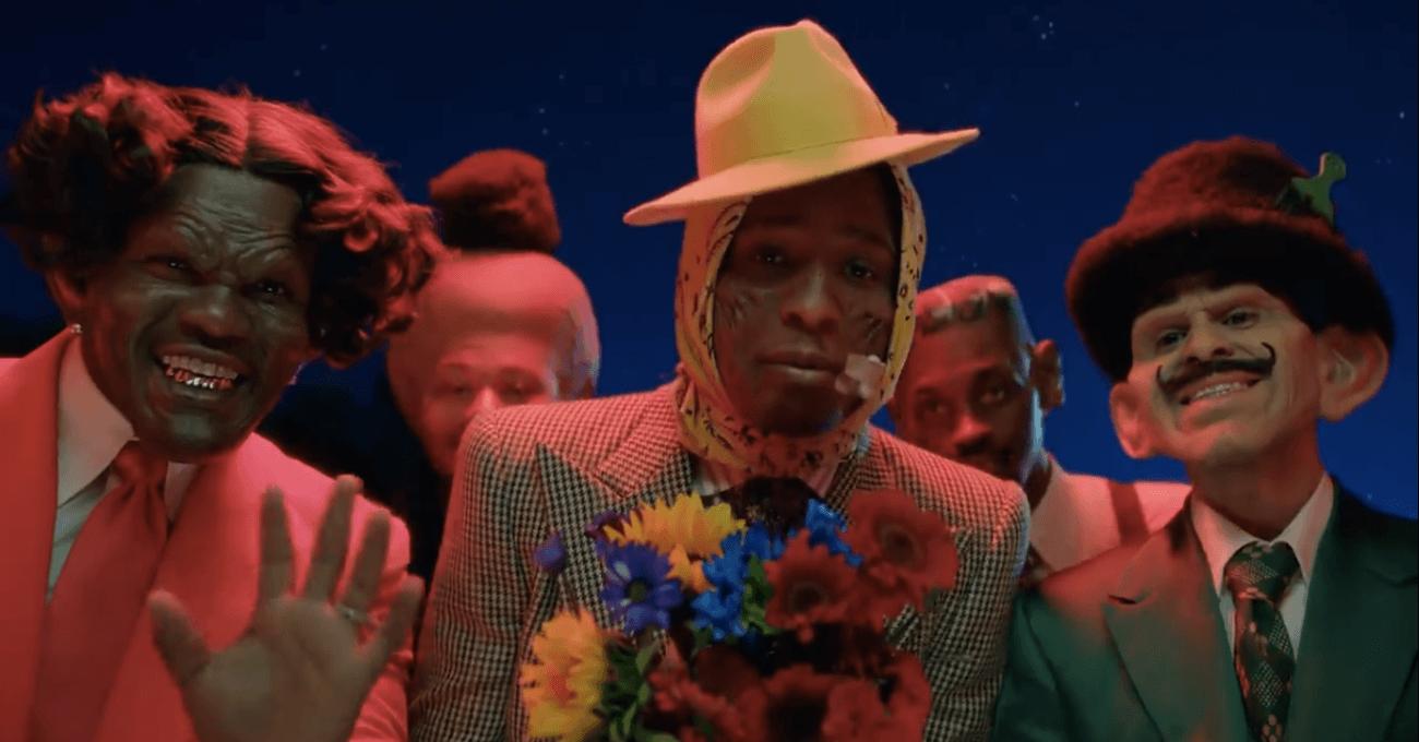 A$AP Rocky'den Dick Tracy Esintili Müzik Videosu: Babushka Boi