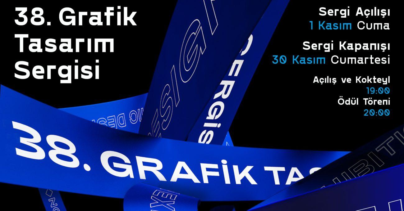38. Grafik Tasarım Sergisi 1 Kasım'da Açılıyor