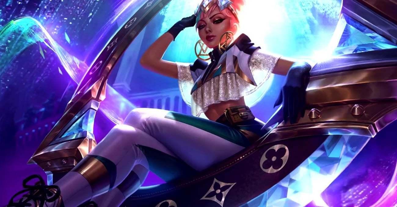 Louis Vuitton Tasarımcısından League of Legends Karakterine Özel Kostüm