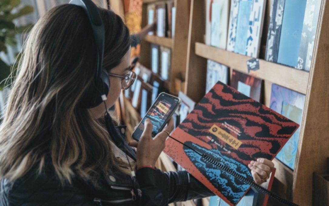 Spotify'dan Görsel ve İşitsel Deneyim Mekanı: Canvas Records