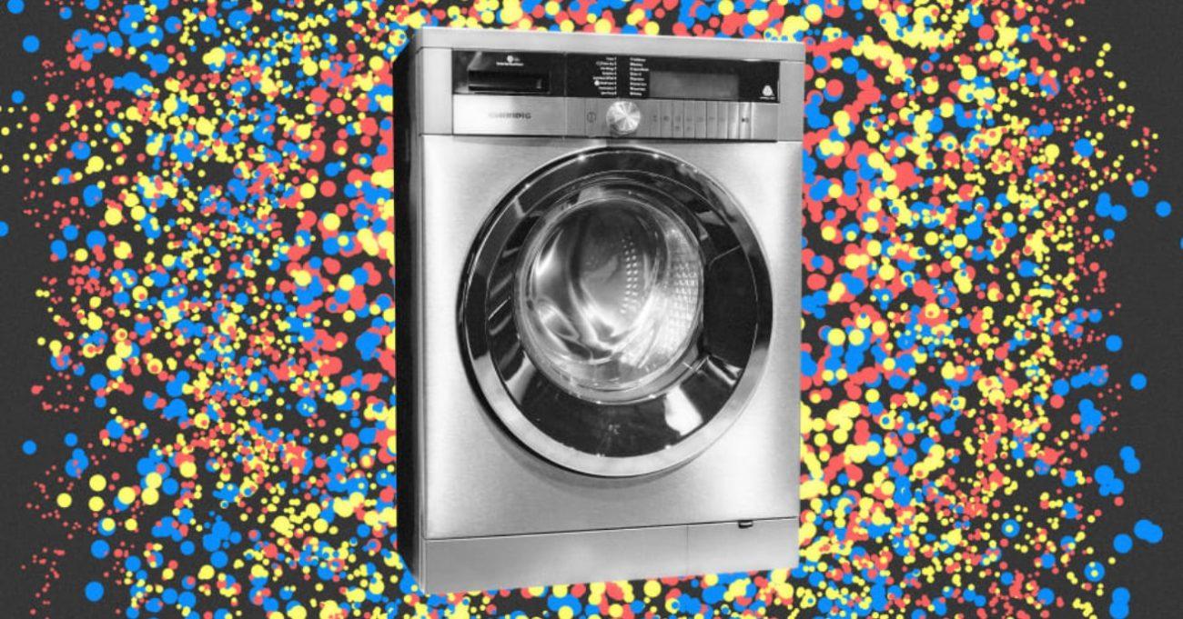 Arçelik'ten Plastiklerin Denize Karışmasını Engelleyen Çamaşır Makinesi