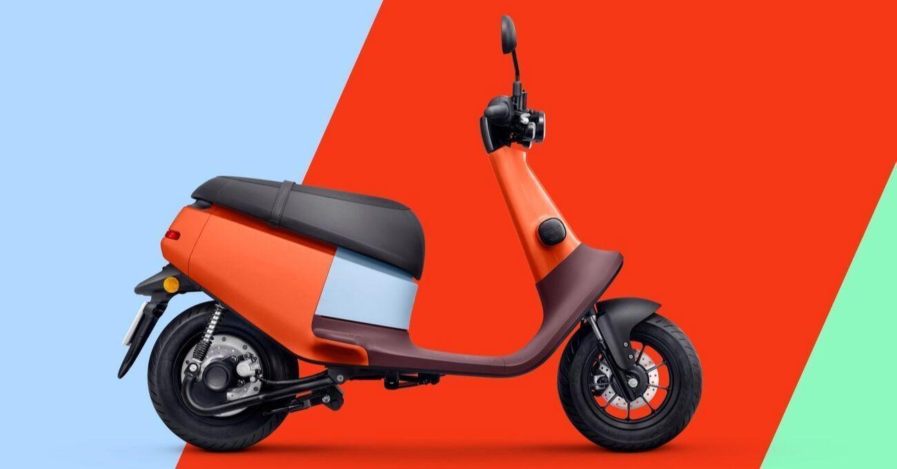 Geri Dönüştürülebilir Elektrikli Scooter